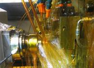 Cutting neat oil