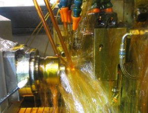 Cutting neat oil